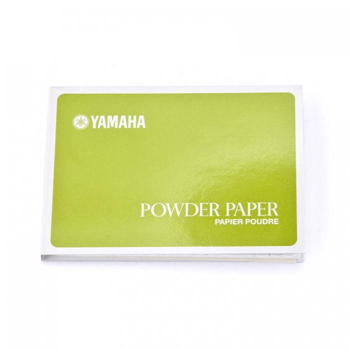 Puderpapier