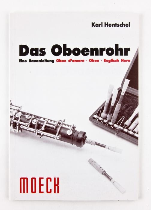"""Book """"Das Oboenrohr"""""""