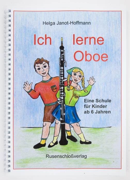 """Buch """"Ich lerne Oboe"""" Teil 1"""
