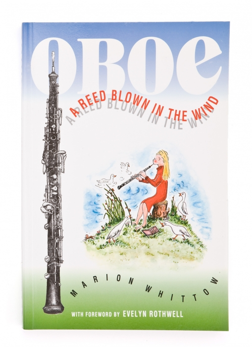 """Buch """"A reed blown in the wind"""""""