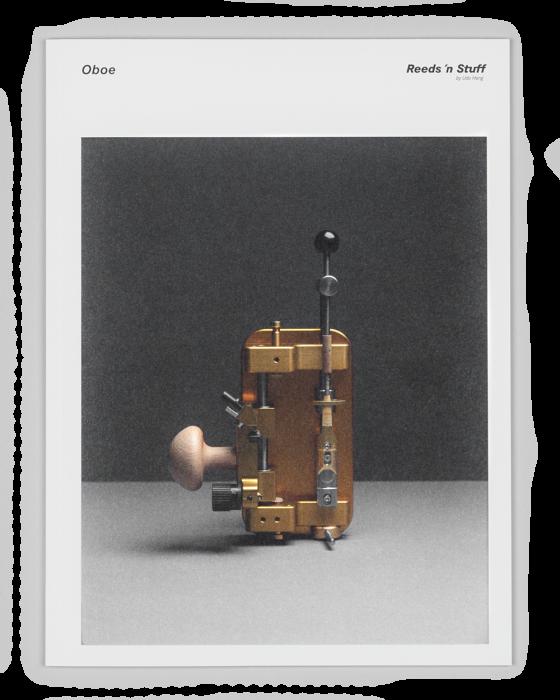 Oboe Catalog