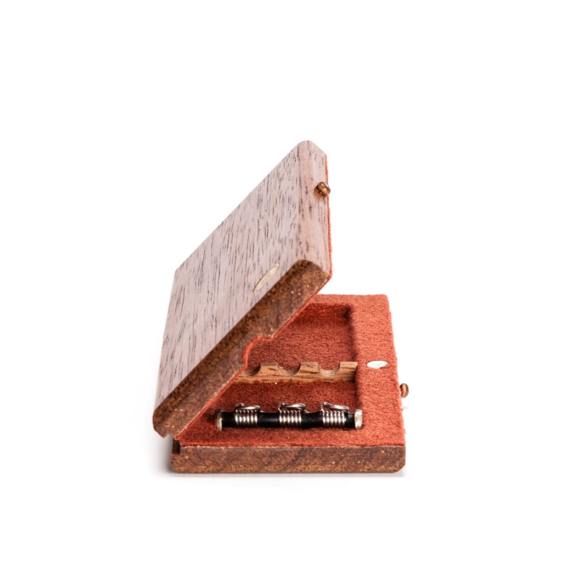 Wooden Reed Case