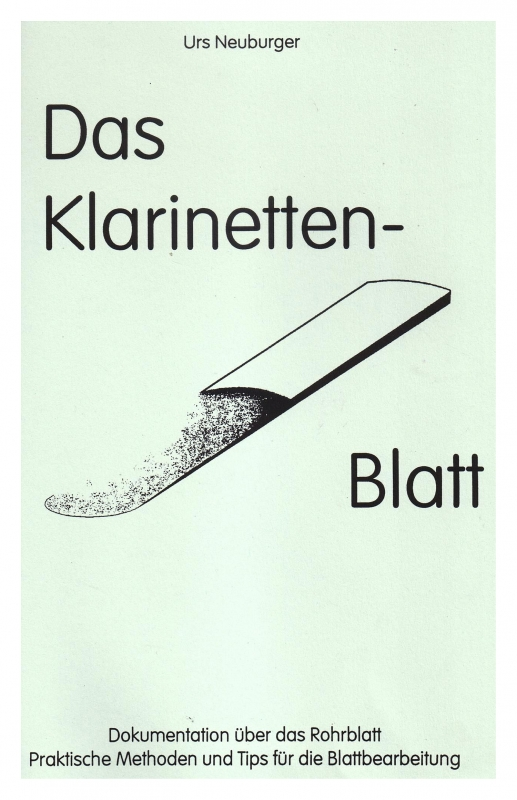 """""""Das Klarinettenblatt"""""""