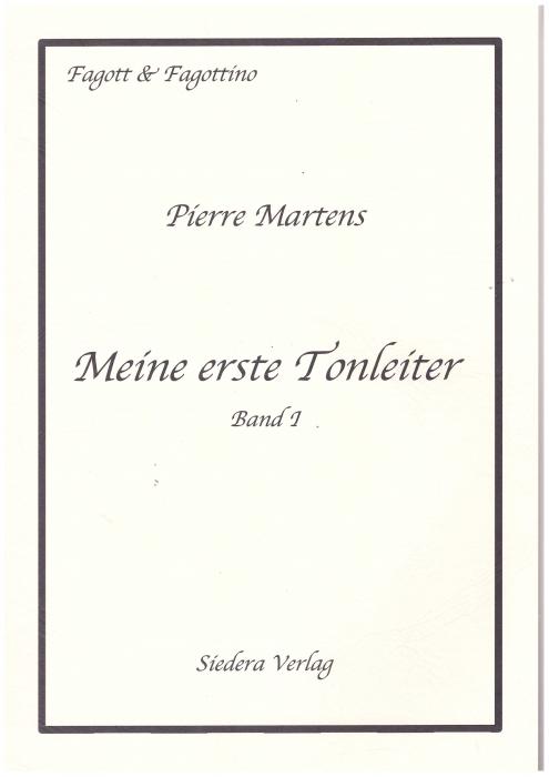 """Buch """"Meine erste Tonleiter"""""""