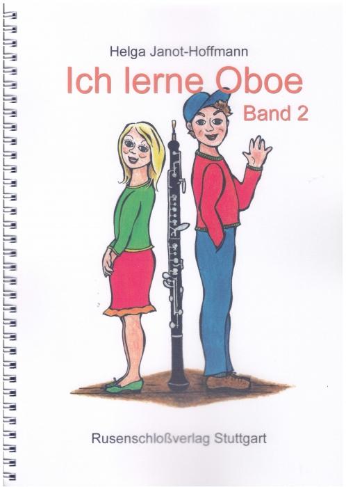 """Buch """"Ich lerne Oboe"""" Teil 2"""