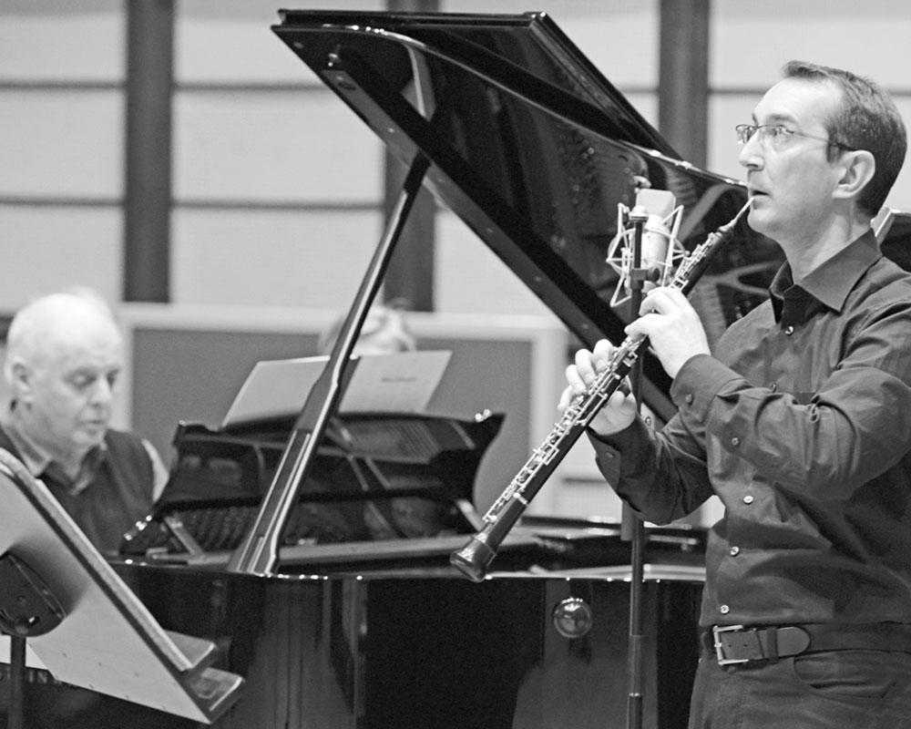 Gregor Witt - my oboe