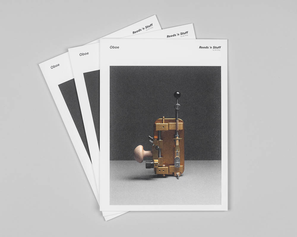 20th Anniversary Oboe Catalog